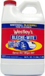 Westley's Bleche Wite Tire Cleaner (64 Oz.)