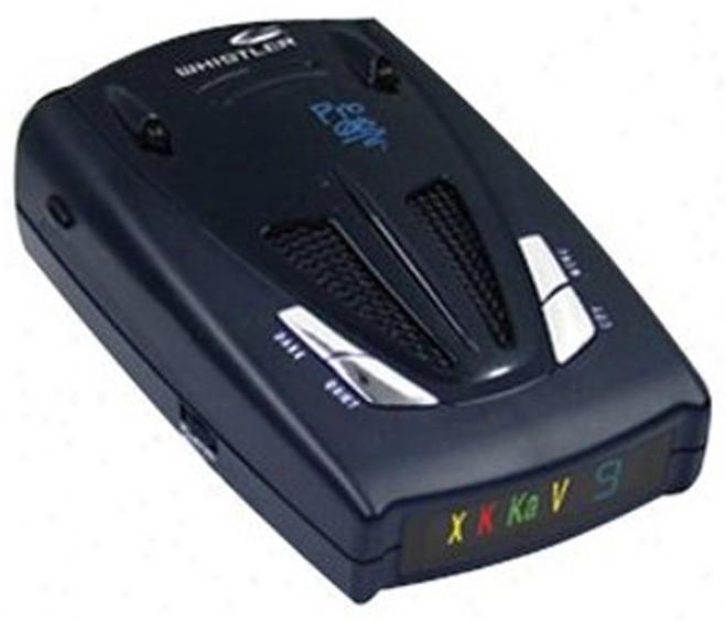 Whistler Pro-68 Laser-radar Detector