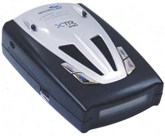 Whistler Xtr-690 Laser-radar Dectector