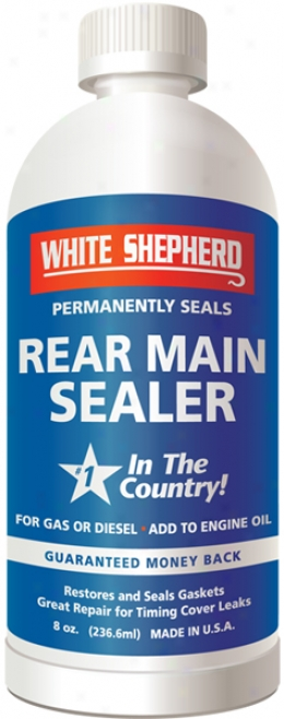 White Shepherd Rear Main Sea1er (8 Oz.)