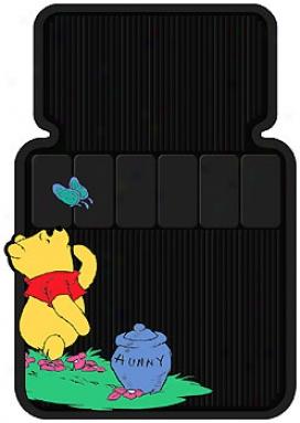 Winnie The Pooh Car Floor Mats