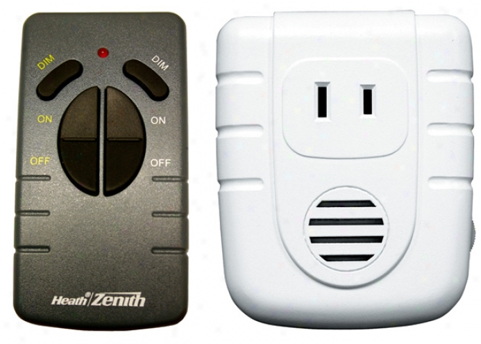 Wireless Commadn Remote Lamp Set
