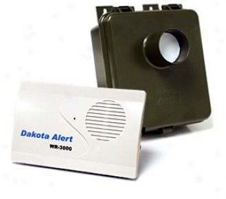 Wireless Driveway Alarm And Proposition Alert System