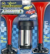 Wolo Airmite 2 Dual Tone Air Horn