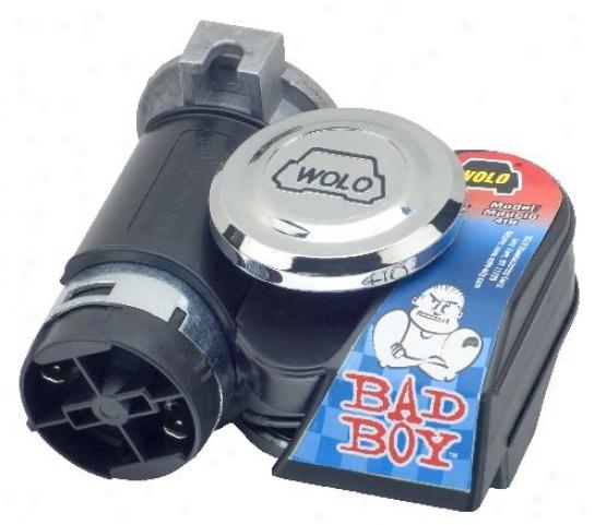 Wolo ''bad Boy'' Air Horn