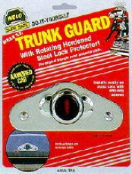 Wolo Deluxe Trunk Tuft Guard