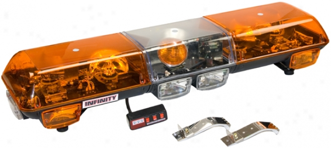 Wolo Infinity 1? Halogen Roof Mount Light Bars