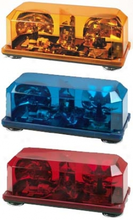 Wolo Antecedence 1 Roof Top Halogen Notice Light Bars