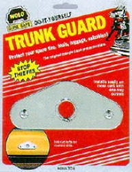 Wolo Trunk Lock Guard