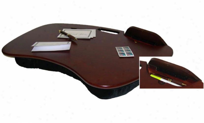 Park smart 3 x 4 oil drip vinyl garage mat special edition the your auto dot com - Wood lap desk with storage ...