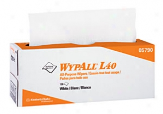 Wypall? L40 Wieprs Case Of 9 Boxes