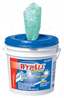 Wypall Waterless Hand Wipes