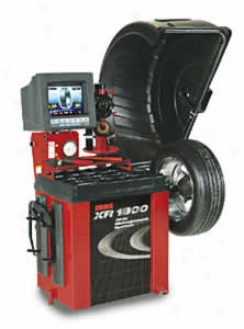 Xr 1800 Wheel Balancer With Advanced Balance Diagnostics