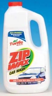 Zip Wax Mellifluous Car Wash (64 Oz.)