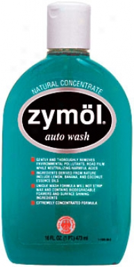 Zymol Natural Concentrated Auto Wash (16 Oz.)