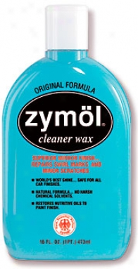 Zymol Natural Liquid Cleaner Wax (16 Oz.)