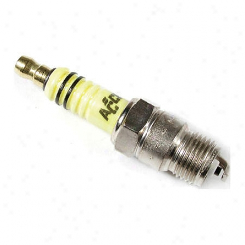 Accel 8198 U-groove Spark Plug; Header Plug