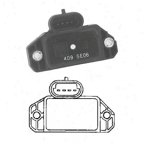 Acdelco Ignition Module/control Unit - D1986a