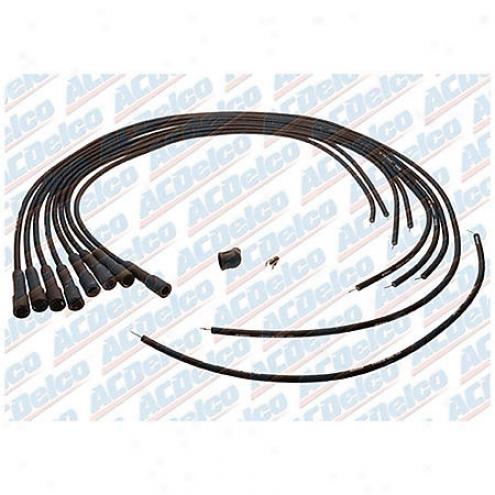 Acdelco Spark Plug Wires - Standard - 538b