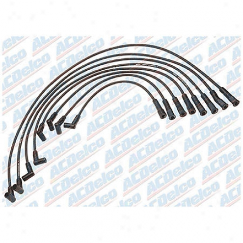 Acdelco Spark Plug Wires - Standard - 618e