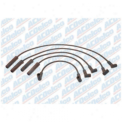 cAdelco Spark Plug Wires - Standard - 704c
