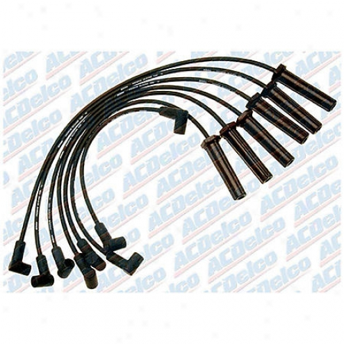 Acdelco Spark Plug Wires - Standard - 706f