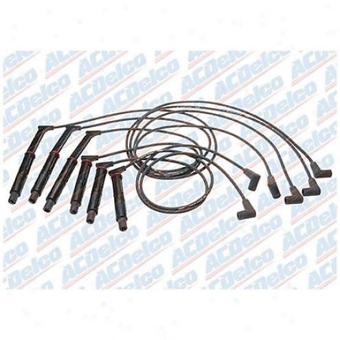 Acdelco Sparkle Plug Wires - Standard - 716s
