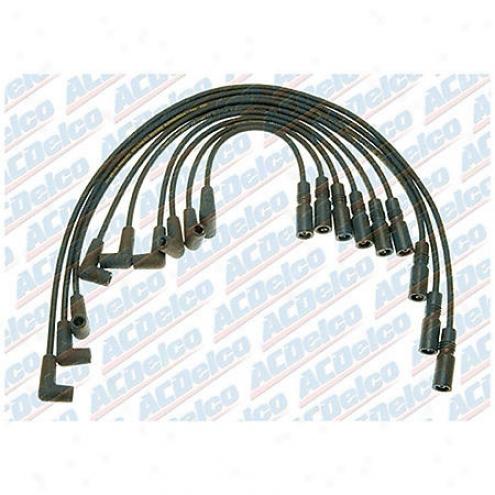 Acdelco Spark Plug Wires - Standard - 718b