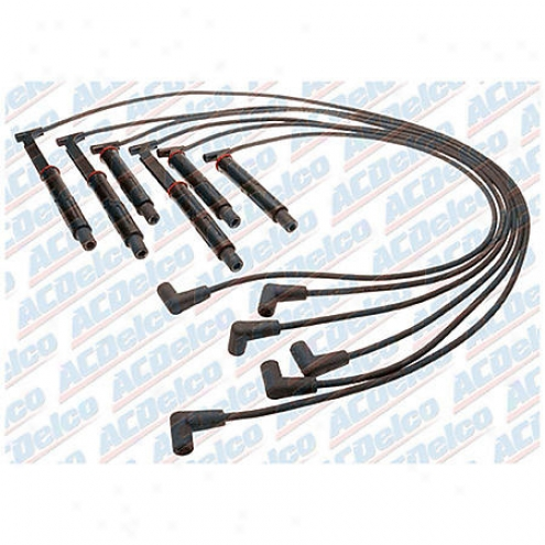 Acdelco Spark Plug Wires - Standard - 726e
