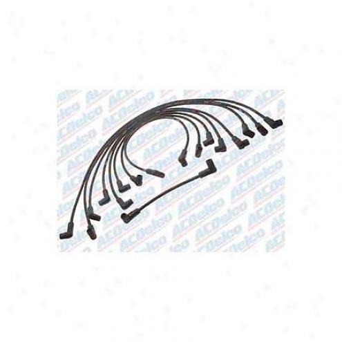Acdelco Spark Plug Wired - Standard - 9618v