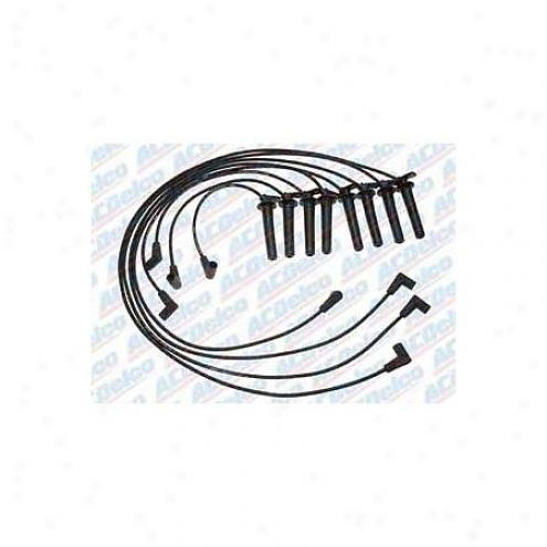 Axdelco Spark Plug Wires - Standard - 9628q