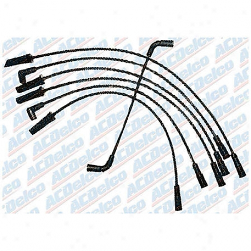 Acdelco Spark Plug Wires - Standard - 9746mm