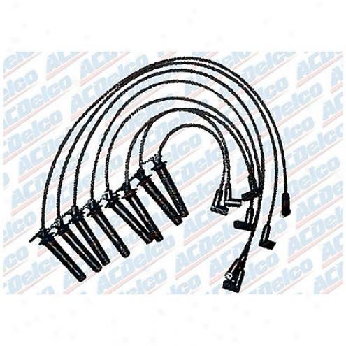 Acdelco Spark Plug Wires - Standard - 9748j