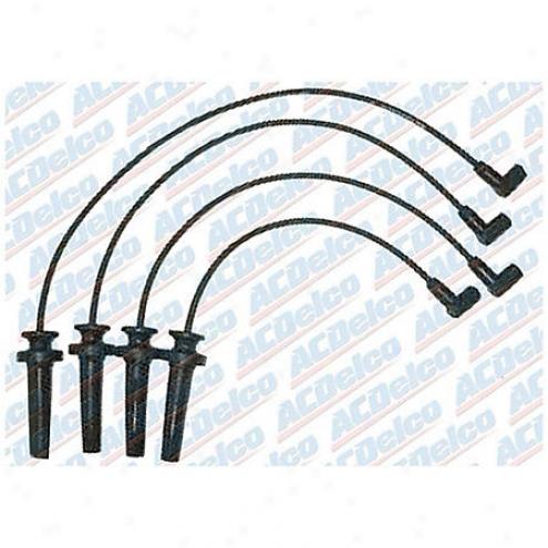 Acdelco Germ Plug Wires - Standard - 9754x