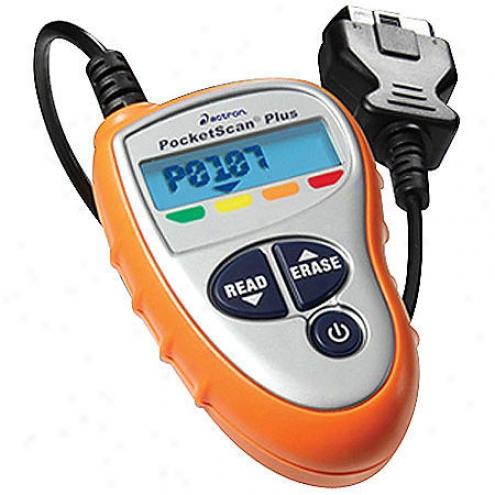Actron Pocketscan Plus Code Scannr - Cp9410