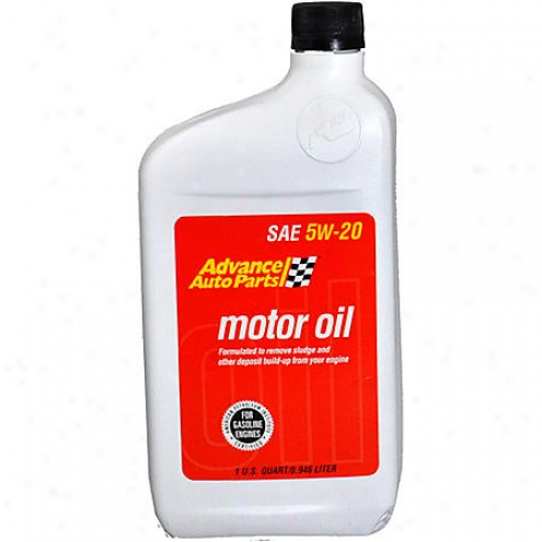 Advance Auto Parts 5w-20 Conventional Motor Oil (1 Qt.) - A110
