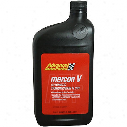 Advance Auto Parts Mercon V Automatic Transmission Fluid (1 Qt.) - A102