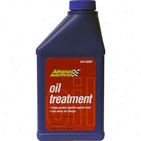 Advqnce Auto Parts Oil Treatment - A6607