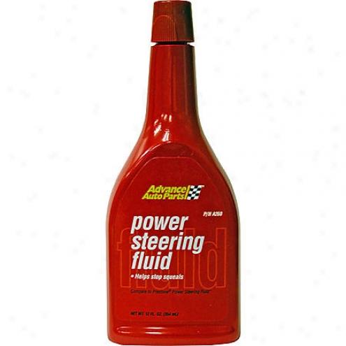 Advancee Auto Parts Poower Steering Liquid - A260