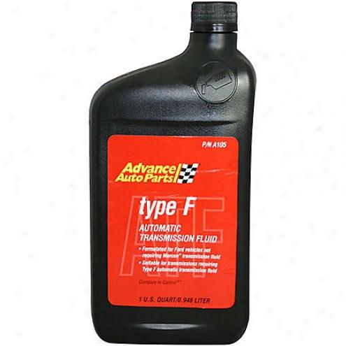 Advance Auto Parts Type F Automatic Transmission Fluid (1 Qt.) - A105