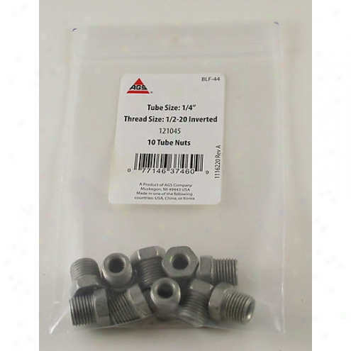 American Grease Stick Co. 1/4 Inch Tube Nut - Blf-44