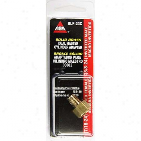 American Grease Stick Co. Brass Adapter - Blf-23c