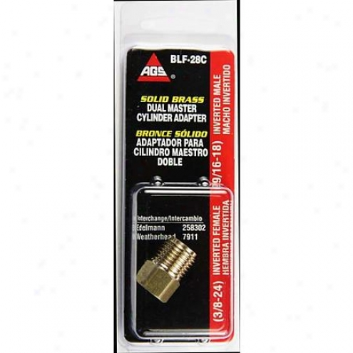 American Grease Stick Co. Brass Adwpter - Blf-28c