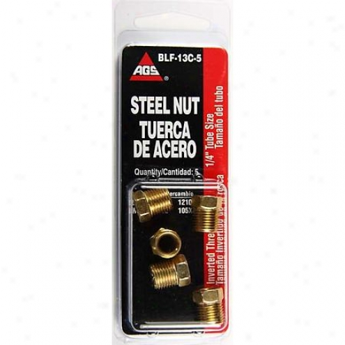 American Grease Stici Co. Tube Nut - Blf-13c-5