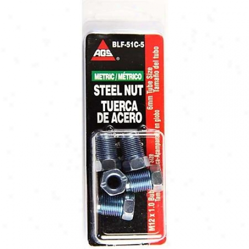 American Grease Stick Co. Tube Nut - Blf-51c-5