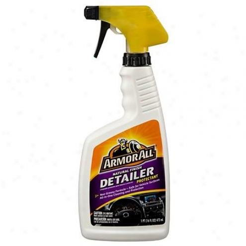 Armor Whole Natural Finish Detailer Protectant (16 Oz.) - 78173