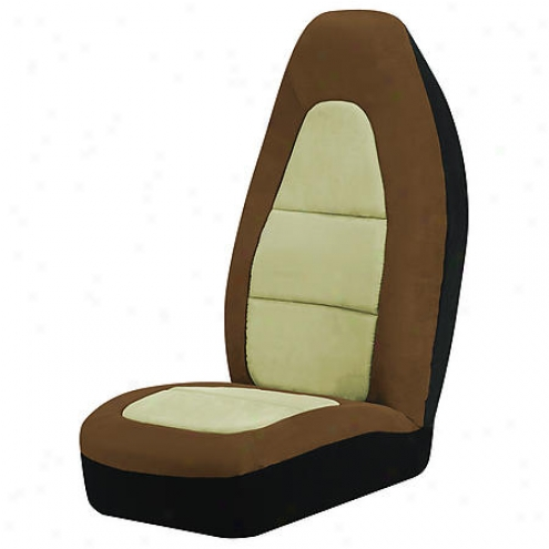 Auto Expressions Bucket Seat Cover - Tan - 5059689