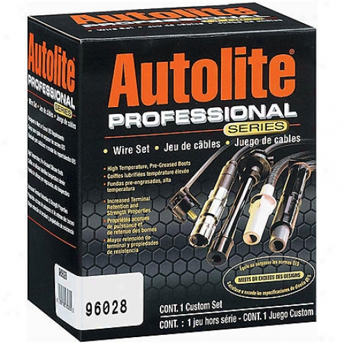 Autolite Professional Series Telegraph Set-  96609