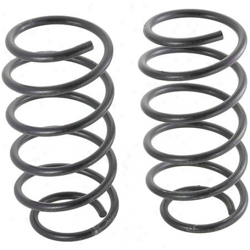 Autopart International Coil Spring - Front - 2704-43345