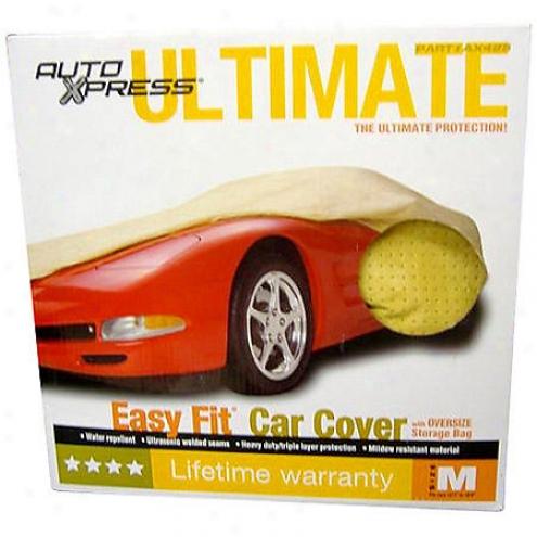 Autoxpress Easy Fit Car Cover (medium) - Ax425